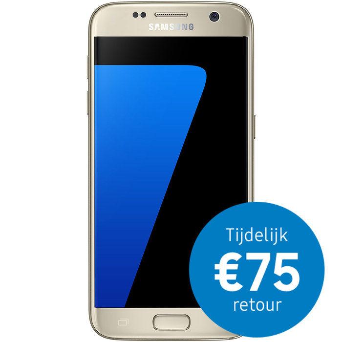Samsung Galaxy s7 met Cashback 75