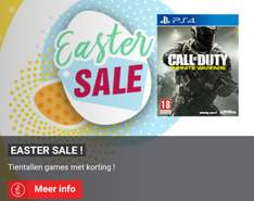 Easter sale met o.a. The Witcher 3 GOTY en Halo Wars 2 - €29,98  @ Gamemania