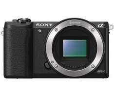 Sony A5100 body voor 328 @fotobooms