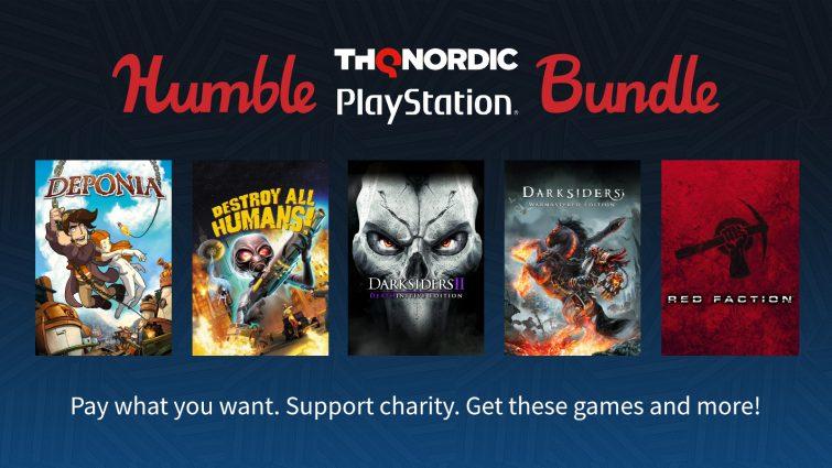 [Humble Bundle] [US PSN] Humble THQ Nordic PlayStation Bundle