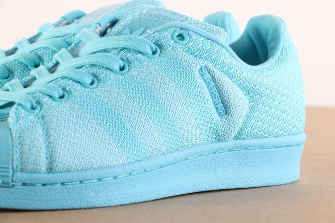 adidas originals Superstar Weave sneakers €35 @ Go-Britain