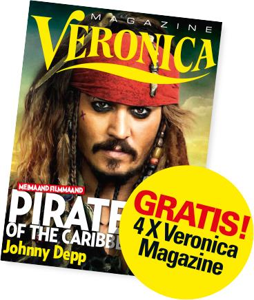 4 weken gratis Veronica Gids