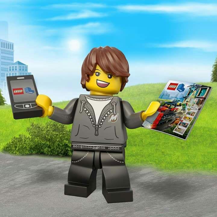 5x per jaar gratis LEGO® Life magazine voor kinderen van 5-9 jaar