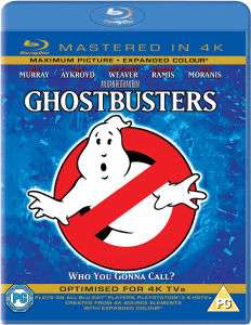 Ghostbusters (Mastered In 4K) Blu-ray voor €8,85
