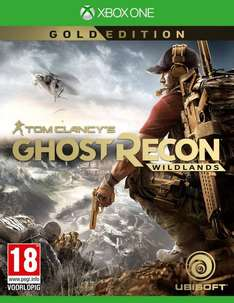 Ghost Recon: Wildlands Gold Edition (Xbox One) voor €57,44 @ GameOutlet