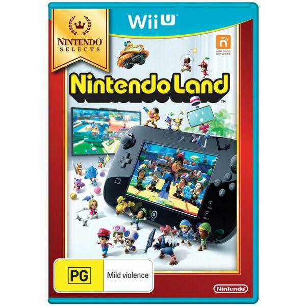 Nintendo Land game Wii U voor €13,99 --- Wii Party U voor €16,99 (+ 1,99 verzendkosten) @ Shop4nl