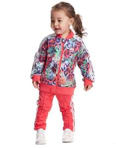 adidas Originals Girls' FARM All-Over Print-pak (baby/toddler) nu €25 @ JD Sports