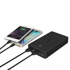 Aukey 30.000mAh Powerbank (Quick charge 3.0) @ amazon.de