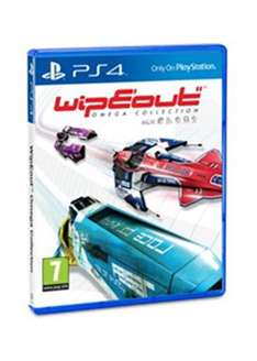 WipEout: Omega Collection (PS4) voor €31,63 @ Base