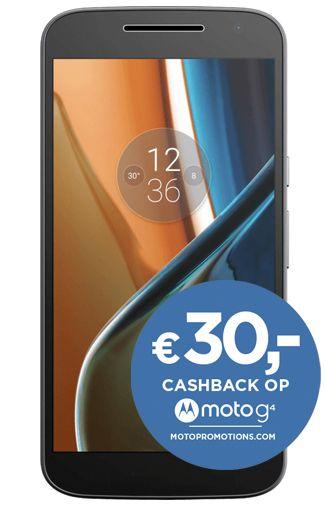Moto G4 ( Full HD ) voor €158 @ Belsimpel