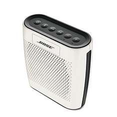 Bose SoundLink Colour Bluetooth Speaker (wit of zwart) @amazon.co.uk