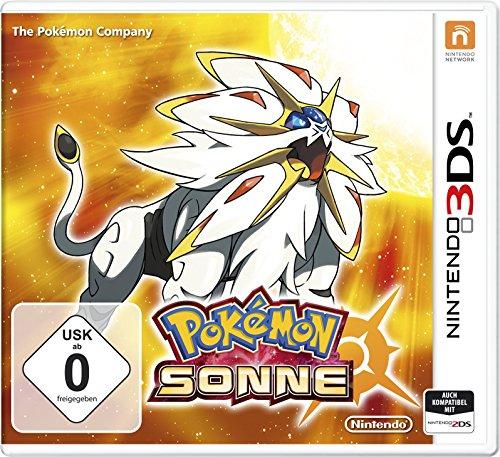 Pokémon Sun (3DS) voor €27 @ Amazon.de