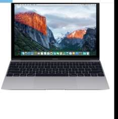 "APPLE MACBOOK 12"" 1.2GHZ DUAL-CORE INTEL CORE M5, 512GB - SPACE GREY @ whinkel.nl"