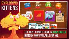 [Google Play] Exploding Kittens (Android) - 0,10 ipv 2,14 euro