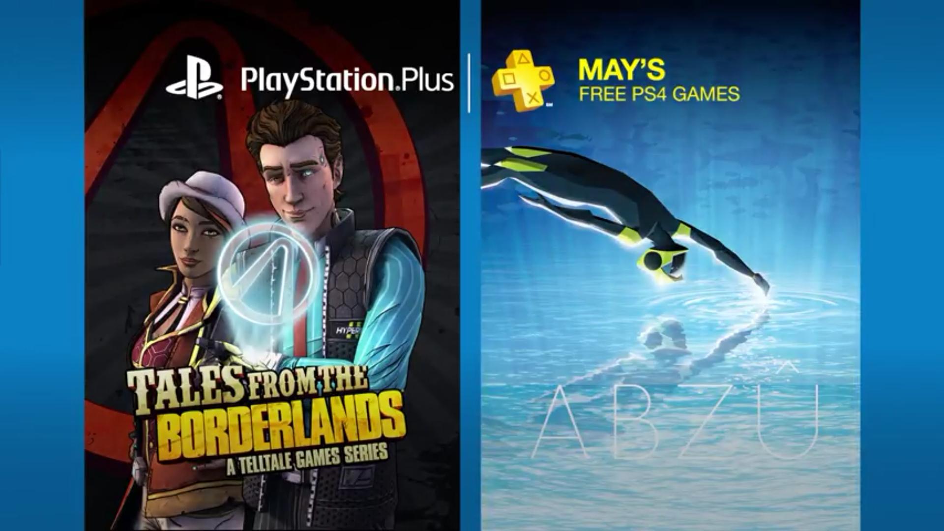 Ps plus games mei