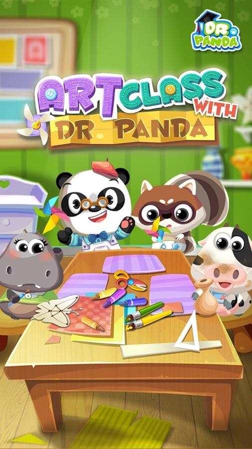 Knutsel Klas met Dr. Panda, nu gratis op Android, €2,99 -> €0