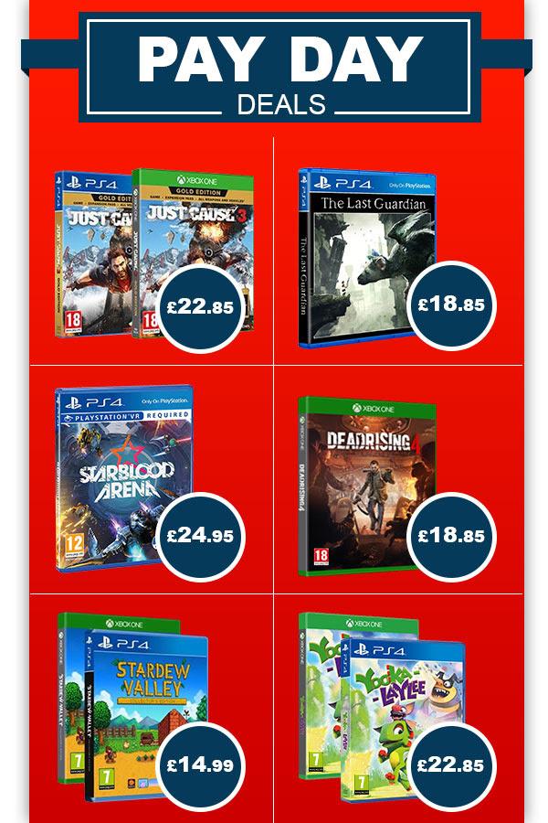 Games sale (€22,81 - Dead Rising 4) @ Base.com