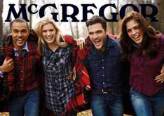 McGregor jassen weekend special 30% korting
