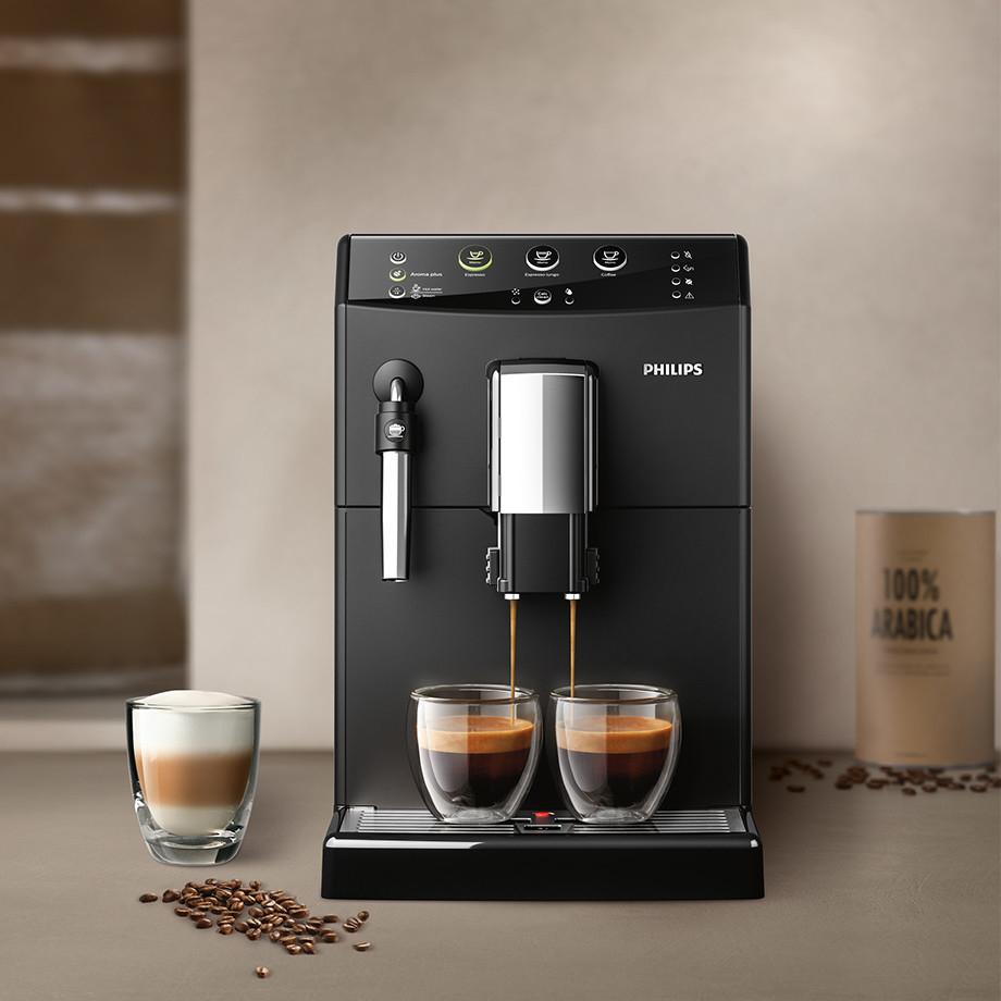 Philips HD8827/01 volautomatische espressomachin voor €250 @ Campina