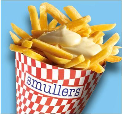 2de patat gratis @ smullers