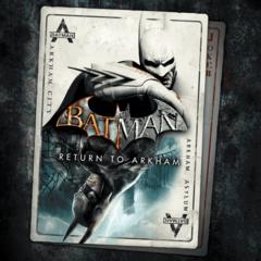 Batman: Return to Arkham (PS4) op PSN voor 20 euro