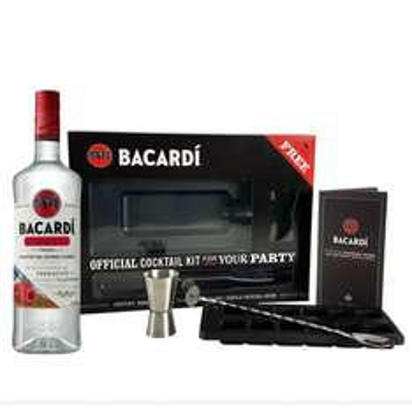 Bacardi official cocktail set  @ Makro (Hengelo)