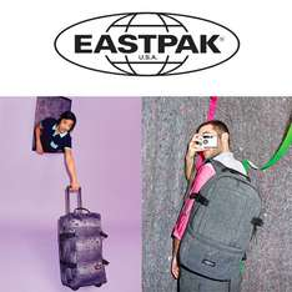 Eastpak -60% @ Maison Lab