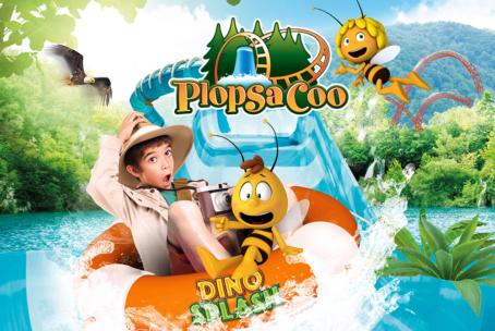Plopsa Coo dagticket voor €16,25 @ Marktplaats (Ticketveiling)