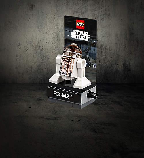 Gratis LEGO® Star Wars™ R3-M2™ (40268) bij aankoop van Lego Star Wars @ Lego