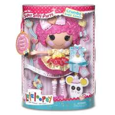 Lalaloopsy Super Silly Party Crumbs Sugar Cookie pop voor €19,98 @ Bart Smit
