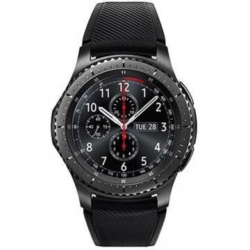 Samsung Gear S3 SM-R760 Frontier Bluetooth Smart Horloge - Zwart
