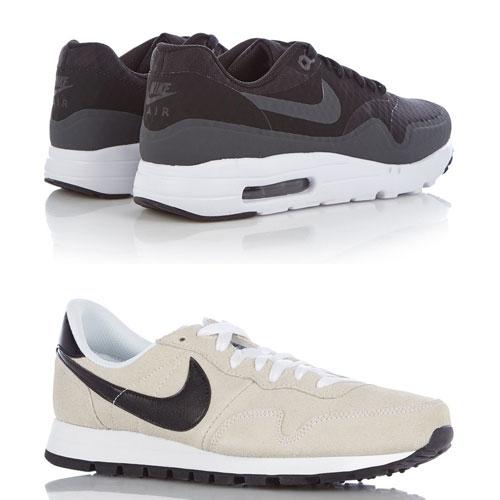 Diverse Nike sneakers (18 modellen) 50% korting @ De Bijenkorf