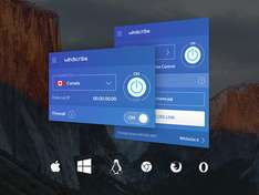 Windscribe VPN Lifetime License voor €53 @ Stacksocial