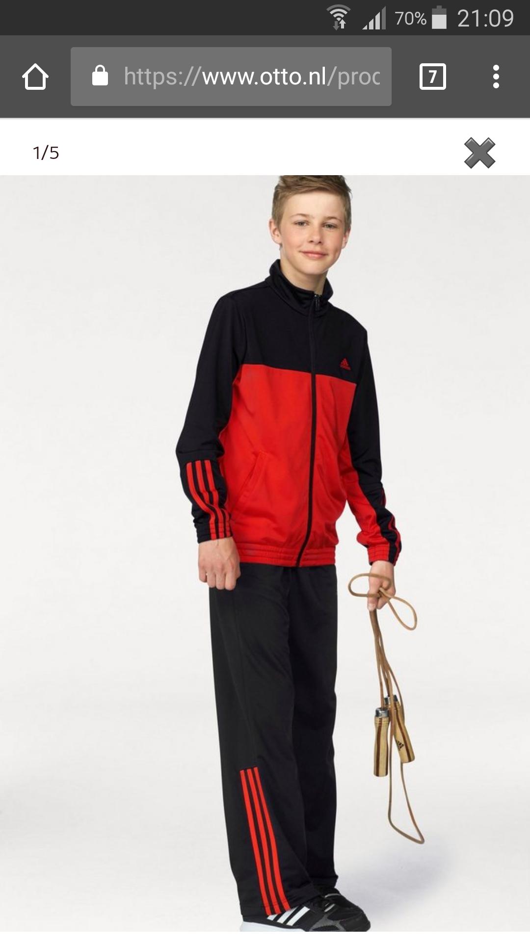 Otto.nl: Adidas Trainingspak voor kinderen @ Otto