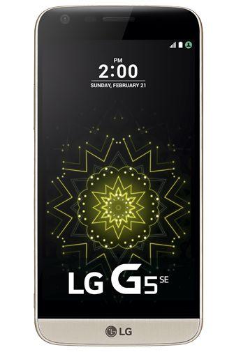 """LG G5 SE Goud 5.3"""" 32GB @ Belsimpel.nl"""