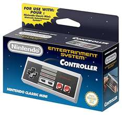 Originele NES Mini controller (Amazon.de)