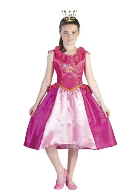Prinsessia verkleedjurk €4,99 (elders va €24) + meer van Prinsessia @ Kruidvat