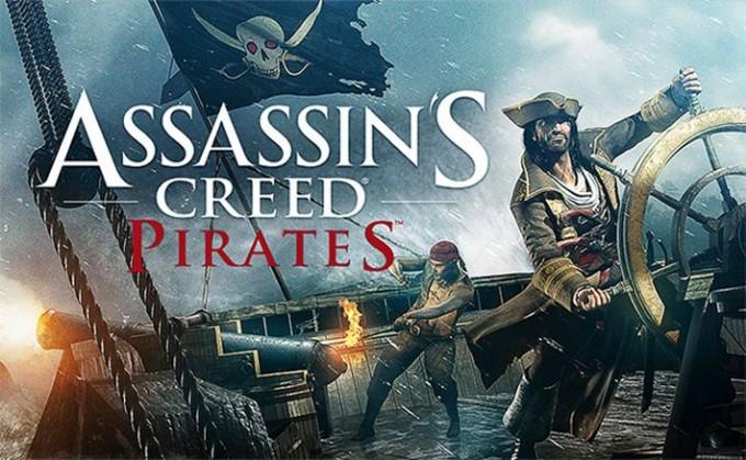 Gratis Assassin's Creed Pirates game @ App Store