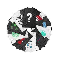 10 Mystery Geeky T-Shirts voor €34,99 @ Zavvi