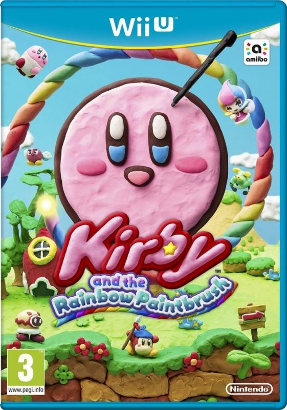 Kirby and the Rainbow Paintbrush (Wii U) voor €19,95 @ Nedgame