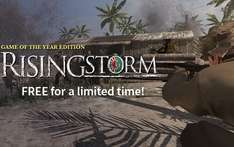 Rising Storm Game of the Year Edition (Steam) gratis @ Humble Store