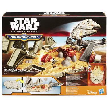 Star Wars Episode VII Millenium Falcon voor €24,98 @Intertoys