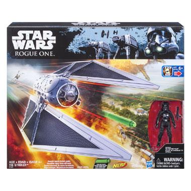 Star Wars Rogue One TIE Striker voor €32,98 @ Intertoys