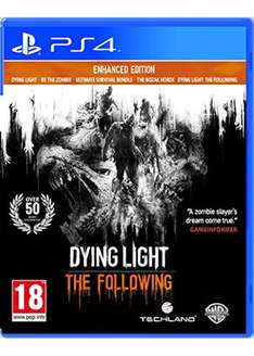 Dying Light: The Following - Enhanced Edition (PS4) voor €16 @ Base.com