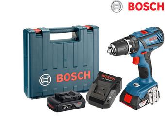 Bosch GSB 18-2 Li Professional accuklopboorschroevendraaier voor 136,90 @ IBood