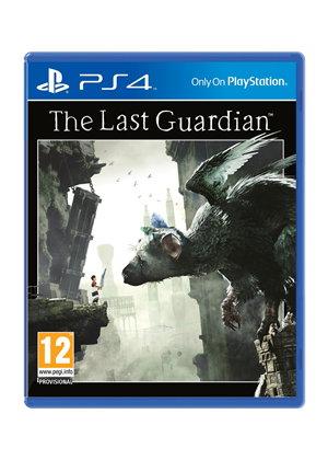 The Last Guardian (PS4) voor €21,50 @ Base.com
