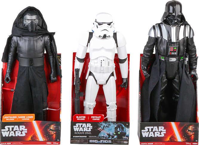 [GRENSDEAL] Star Wars 50cm figuren voor maar € 12,99 @Kaufland