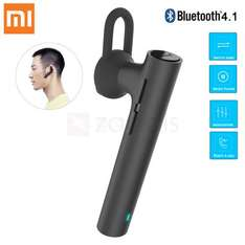 Xiaomi Mi Bluetooth 4.1 headset met microfoon voor €8 @ Zapals