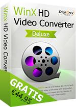 Gratis WinX WinX HD Video Converter Deluxe 5.9.8