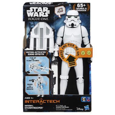 Star Wars Imperial Stormtrooper (30cm) + Gratis SW stripboek @ Intertoys.nl
